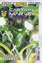 Captain Marvel #19 2nd Ptg Smith Var Emp