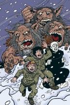 Bill & Ted Are Doomed #4 (of 4) Cvr A Dorkin