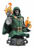 Marvel Comic Dr Doom Bust (C: 1-1-2)