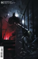 Batman #104 Card Stock Francesco Mattina Var Ed