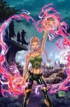 Gft Presents Quarterly Darkwatchers #1 Cvr A Salazar
