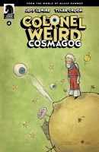 Colonel Weird Cosmagog #4 (of 4) Cvr A Crook