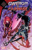 King In Black Gwenom Vs Carnage #2 (of 3)e #2 (of 3)