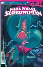 Future State Kara Zor El Superwoman #2