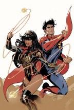 Future State Superman Wonder Woman #2 Cardstock Var Ed