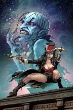 Van Helsing Black Annis One Shot Cvr A Edgar Salazar
