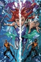 Future State Aquaman #2 Cardstock Var Ed