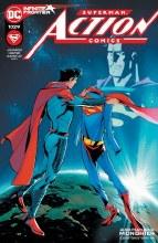 Action Comics #1029 Cvr A Hester & Gapstur