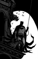 Batman Black & White #4 (of 6) Cvr A Cloonan
