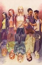 Buffy the Vampire Slayer #24 Cvr A Lopez