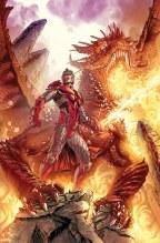 Myths & Legends Quarterly Dragon Clan Cvr A Vitorino
