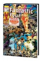 Fantastic Four Omnibus HC VOL 04 Art Adams Cvr