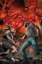 Man Goat & Bunny Man #3 (of 3) Cvr A Vitorino