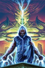 Grimm Hercules Payne Vs Scorpion Queen Cvr A Barrionuevo