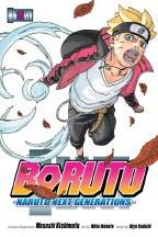 Boruto GN VOL 12 Naruto Next Generations