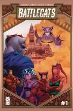 Battlecats VOL 3 #1