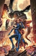 Belle Dragon Clan One Shot Cvr A Vitorino
