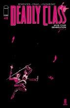 Deadly Class #48 Cvr A Craig & Loughridge (Mr)