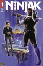 Ninjak #1 Cvr D Preorder Ed Moustafa