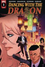 Dancing With Dragon #1 (of 4) Cvr A Casalanguida (Mr)