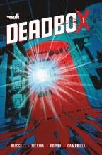 Deadbox #1 Cvr A Tiesma