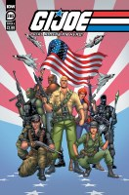Gi Joe a Real American Hero #285 Cvr A Griffith