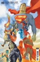 Action Comics #1033 Cvr B Tedesco