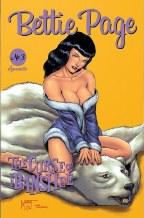 Bettie Page & Curse of the Banshee #3 Cvr A Mychaels