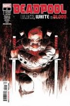 Deadpool Black White Blood #2 (of 5)