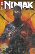 Ninjak #3 Cvr C Preorder Orzu