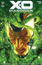 X-O Manowar (2020) #6 Cvr A Rahzzah