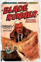 Blade Runner Origins #7 Cvr C Hack (Mr)