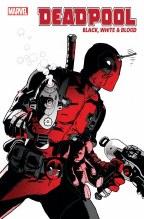 Deadpool Black White Blood #3 (of 4)
