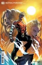 Aquaman the Becoming #1 (of 6) Cvr B Khary Randolph Card Sto