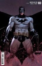 Batman #113 Cvr B Jorge Molina Card Stock Var (Fear State)
