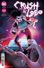 Crush & Lobo #5 (of 8) Cvr A Boo