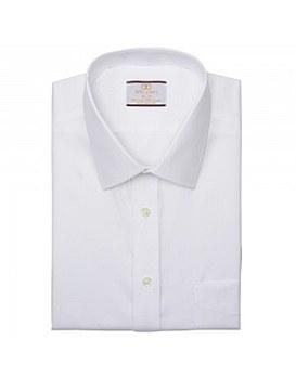 Alfa Perry Boys Long Sleeve Non Iron Shirt