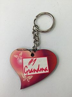 #1 Heart Grandma