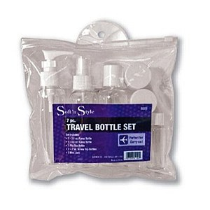 7pc Travel Set