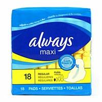 Always Maxi 18 Pads