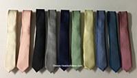 Argail Boys Textured Satin Tie