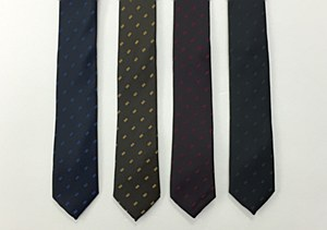 Argail Color Block Tie