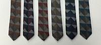 Argail Geometric Design Tie