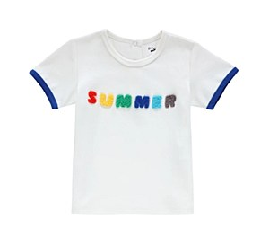 """Baby Multi-Color """"Summer"""" T-sh"""