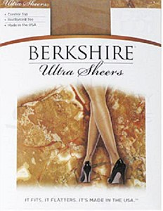 Berkshire Ultra Sheer Control Top Pantyhose #4419