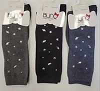 Bling Silver Star-Black-10-