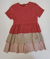 Clo Tiered Dress-10--