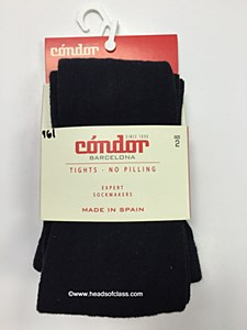 Condor Cotton Ribbed Knit Tights