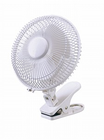 """6"""" Clip on fan"""