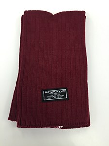 Basic Ribbed Scarf